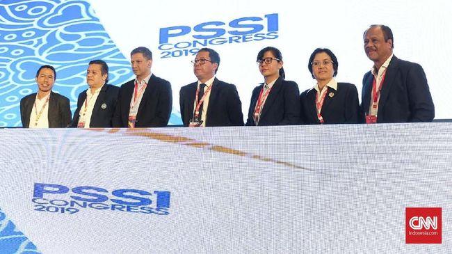PSSI resmi menentukan kick-off kompetisi Liga 1 2019 yang akan dimulai pada awal Mei nanti dalam Kongres Tahunan 2019 di Nusa Dua, Bali, Minggu (20/1).
