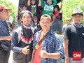 Suporter ke Kongres PSSI Dukung Satgas Anti Mafia Bola