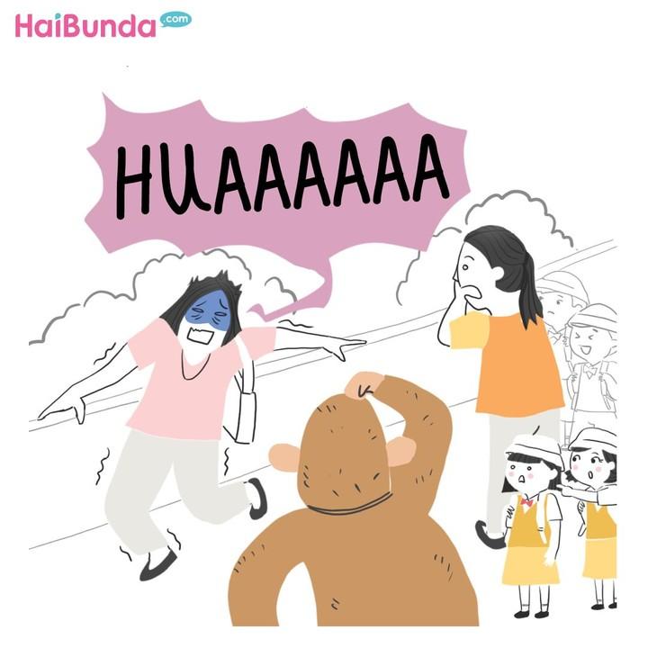 Ada cerita lucu apa sih, Bun saat berkunjung ke kebun binatang? Ada yang takut ketemu gajah, singa, harimau atau justru monyet nggak ni?