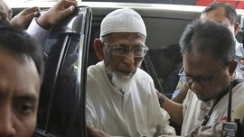 Abu Bakar Ba'asyir Dirawat di RSCM, Dijaga Densus Antiteror