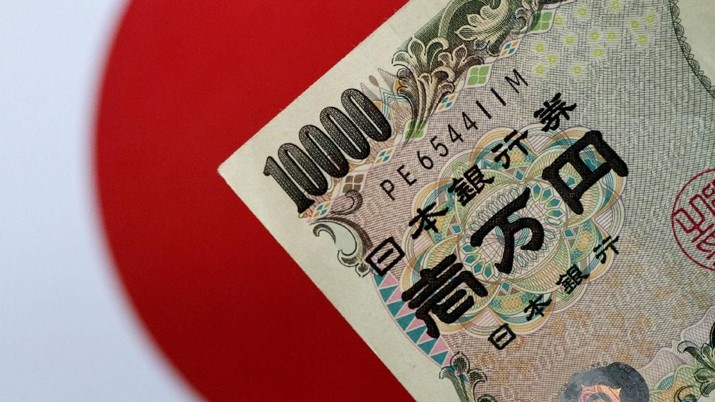 Yen Bergerak di Level Terkuat dalam 5 Pekan Terakhir - Rifanfinancindo