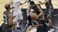 Hasil Nba: Spurs Ditumbangkan Clippers Di Kandang Sendiri