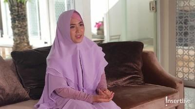 April Jasmine Beberkan Alasan Si Sulung 'Mondok' di Usia 5 Tahun