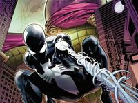 Bak Venom, Spider-man Jadi Symbiote Di Komik Terbaru