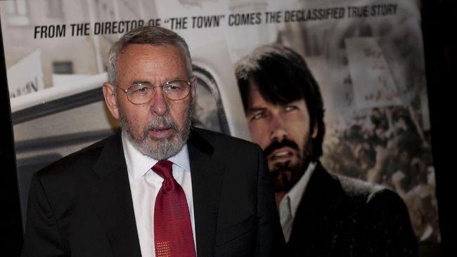 Tony Mendez, mantan agen CIA yang kisahnya diabadikan dalam film pemenang Oscar, Argo, meninggal dunia di usia 78 tahun setelah berjuang melawan Parkinson.