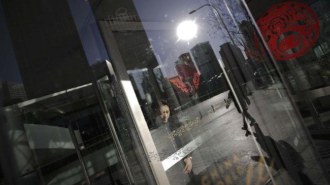 Aliran Kredit Bank-bank di China Melambat