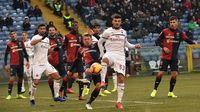 Hasil Liga Italia: Kalahkan Genoa 2-0, Milan Tembus Empat Besar