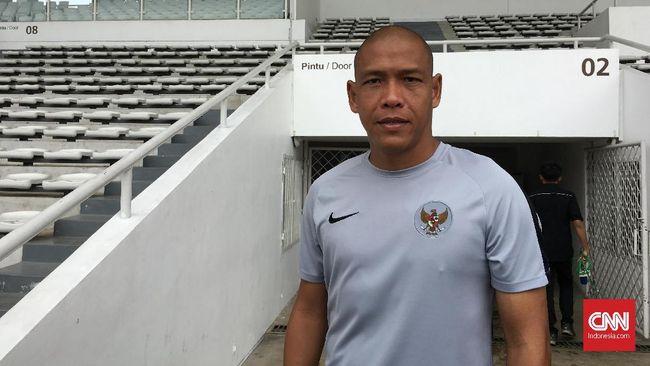 Mantan asisten pelatih Timnas Indonesia U-23, Nova Arianto, resmi menjadi asisten pelatih Timnas Indonesia, Shin Tae Yong.