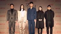 Biasa Action-thriller, Bae Doona Pertama Kali Main Serial Horor Di  'kingdom'
