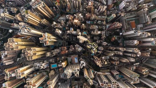 Menikmati Kepadatan Hong Kong di Tengah Pandemi