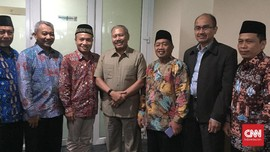 PKS Bawa Tiga Kandidat Wagub DKI Sowan ke Fraksi PAN-Demokrat