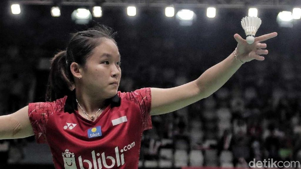 Kalahkan Juara French Open 2019, Ruselli ke Perempatfinal Hong Kong Open