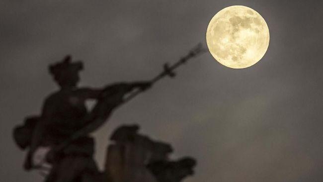 Gerhana Bulan Penumbra 30 November 2020 terjadi saat posisi Bulan-Matahari-Bumi tidak persis sejajar.