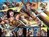 Komik 'xena: Warrior Princess' Bakal Terbit April