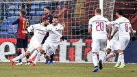 Leganya Fabio Borini Bikin Gol Untuk Milan Lagi