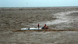 Dua Kapal Tabrakan di Perairan Indramayu, 17 ABK Menghilang