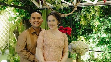 Welcome Baby G, Anak Pertama Momo 'Geisha' dan Reza Samudra