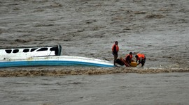 15 Korban Tabrakan Kapal Indramayu Telah Dievakuasi