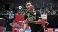 Sony Lolos Babak Utama Indonesia Masters 2019