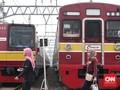 Perjalanan KRL Bogor-Jakarta Kota Dipangkas Saat Natal
