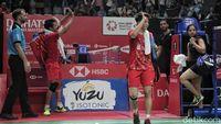 Liliyana Terenyuh Belum Final Kok Diiringi Lagu Sang Juara Di Indonesia Masters
