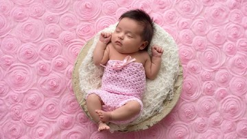 20 Pilihan Nama Bayi Perempuan Bermakna Bidadari