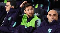 Sevilla Vs Barcelona: Messi Out, Boateng In