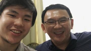 Ungkapan Kebahagiaan Anak Ahok Sambut Kebebasan Sang Ayah