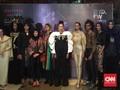 Pesona Kalimantan Lewat Fesyen di Indonesia Fashion Week 2019