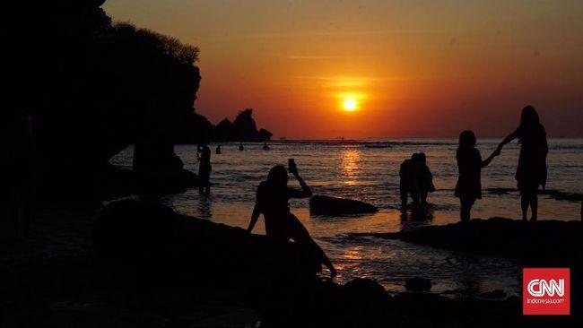 Mengalahkan London dan New York, Bali terpilih menjadi 'Destinasi Terpopuler di Dunia' versi situs ulasan tempat wisata TripAdvisor pada tahun 2021.