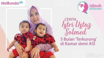 Simak Intimate Interview: Keseruan April Jasmine Mendidik 3 Anak