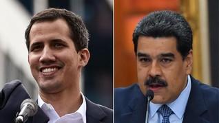Presiden Maduro Tuduh Oposisi Merancang Kudeta di Venezuela