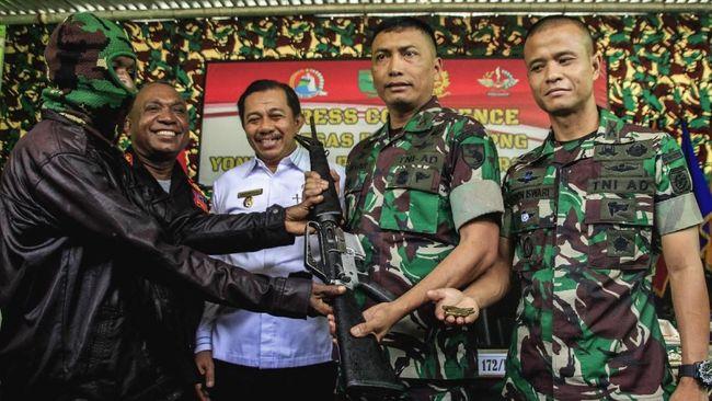 Tentara Pembebasan Nasional Papua Barat-Organisasi Papua Merdeka (TPNPB-OPM) bersedia berdialog dengan pemerintah Indonesia dan PBB.