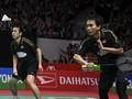 Kalahkan Kamura/Sonoda, Ahsan/Hendra ke Final All England