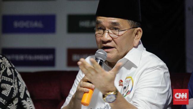 Ruhut Tantang BPN Buka Data soal Klaim Kemenangan Prabowo