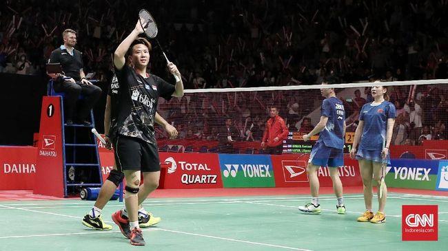 Jadwal Pertandingan Indonesia Masters 2020 Hari Ini