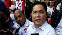 Erick Thohir Optimistis Indonesia Mampu Gelar Olimpiade 2032