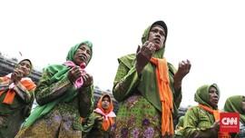 FOTO: Suasana Hangat Peringatan Harlah ke-73 Muslimat NU