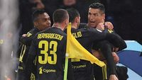 Allegri Tak Berencana Istirahatkan Cristiano Ronaldo