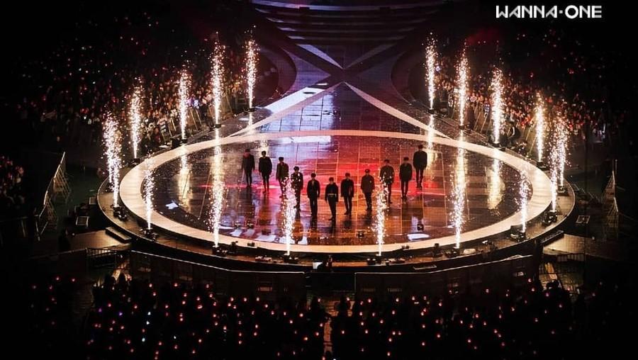 Ucapan Perpisahan Wanna One Setelah Resmi Bubar