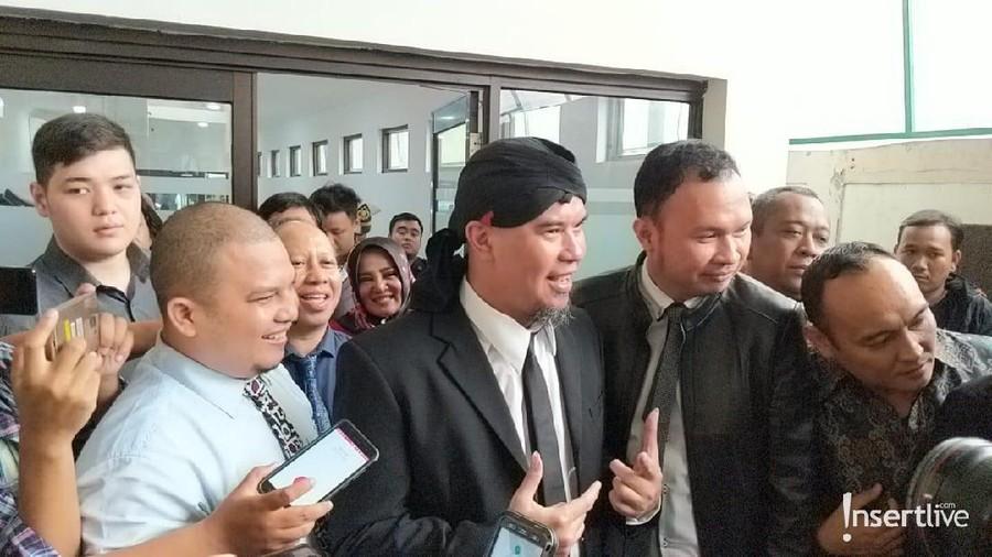Keluarga Keberatan Ahmad Dhani Pindah Sel ke Surabaya