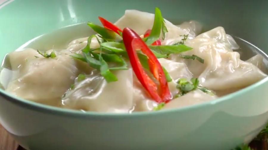 Resep Wonton Soup, Hidangan Nikmat Saat Cuaca Dingin