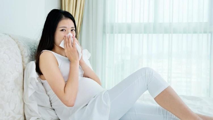 Bunda, Kenali Penyebab Asma dan Alergi Kulit Saat Hamil