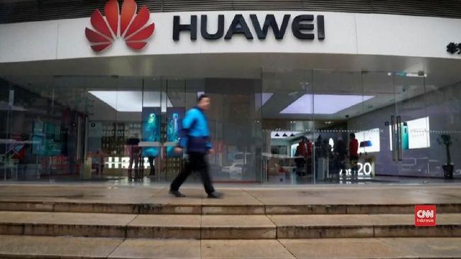 Pendapatan Huawei Naik Meski Ditekan AS
