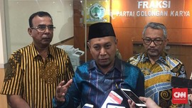 PKS Kenalkan Kandidat Calon Wagub DKI ke Golkar