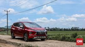 Prinsipal Ungkap Xpander Hybrid, Mitsubishi Indonesia Bersiap