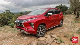 Mitsubishi Indonesia Respons Perakitan Xpander di Malaysia