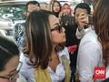 Vanessa Angel Resmi Ditahan di Polda Jatim