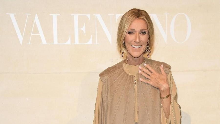 Kesedihan Celine Dion Harus Tinggalkan Anak untuk Tur Musik