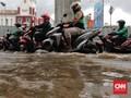 Banjir Genangi Beberapa Kawasan di Jakarta